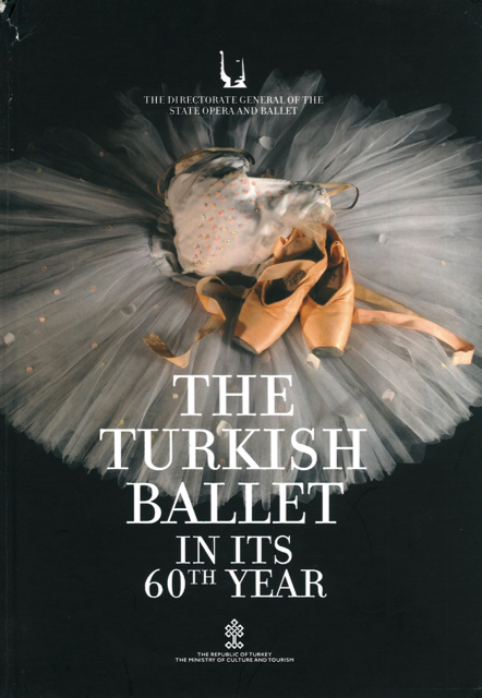135 Muzaffer Evci The Turkish Ballet in its 60th Year borito
